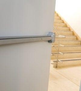commercial Door lockout