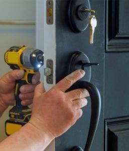 deadbolt door lock