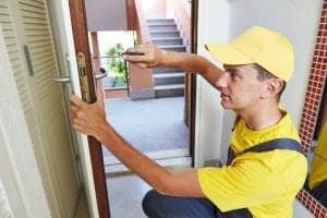 How To Keep Your House Secure from Intruders with A Door Lock? 1